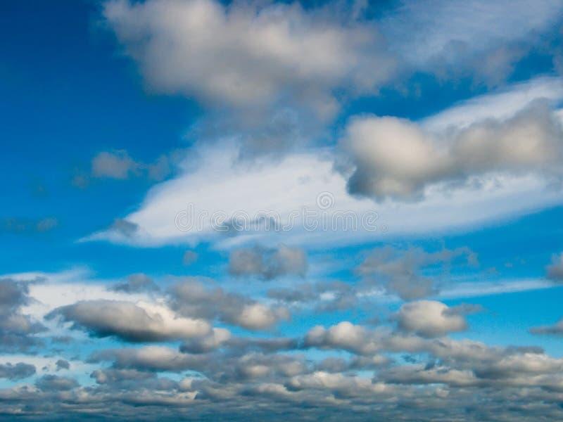 De wolk royalty-vrije stock fotografie