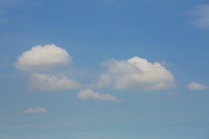 De wolken van Nice stock foto's