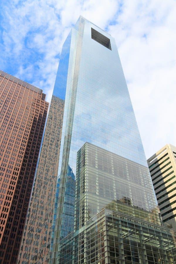 De wolkenkrabber van Philadelphia stock foto's
