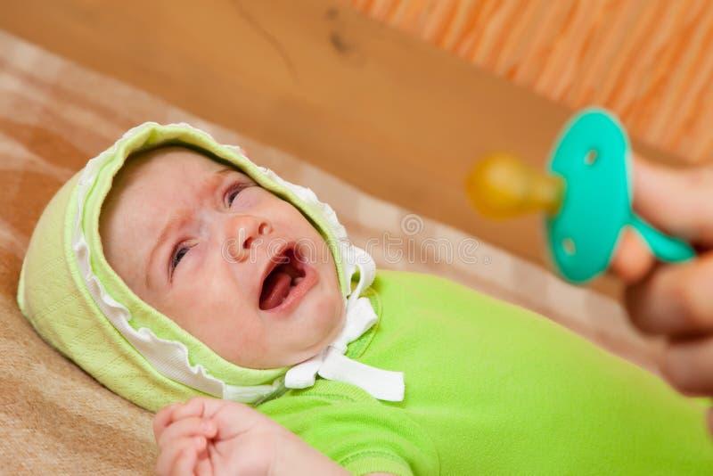 De wondzalf van de baby stock foto's