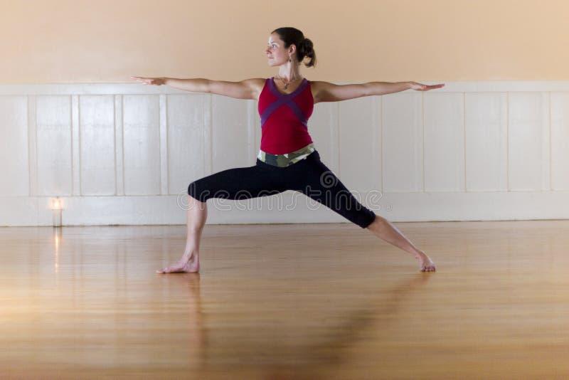 De yoga stelt stock foto's