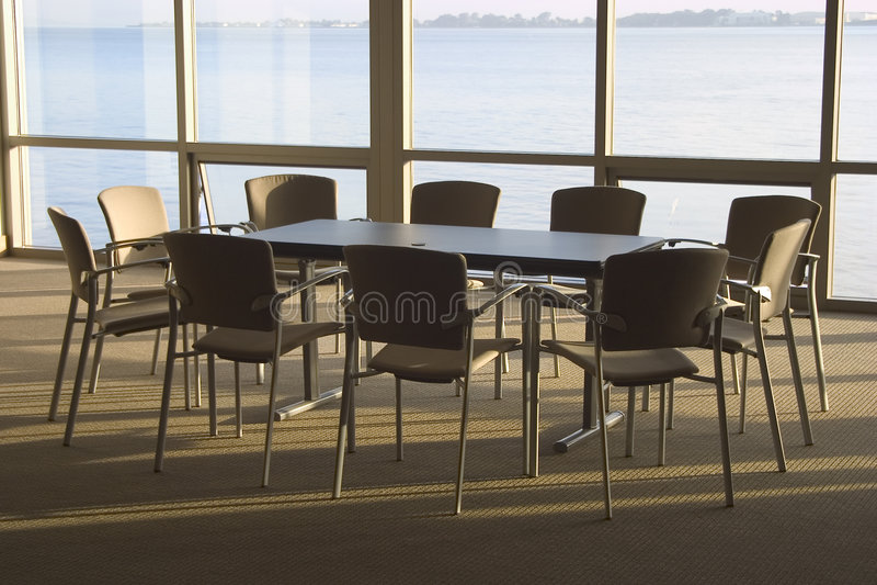 De Zaal van de conferentie #4 royalty-vrije stock foto's