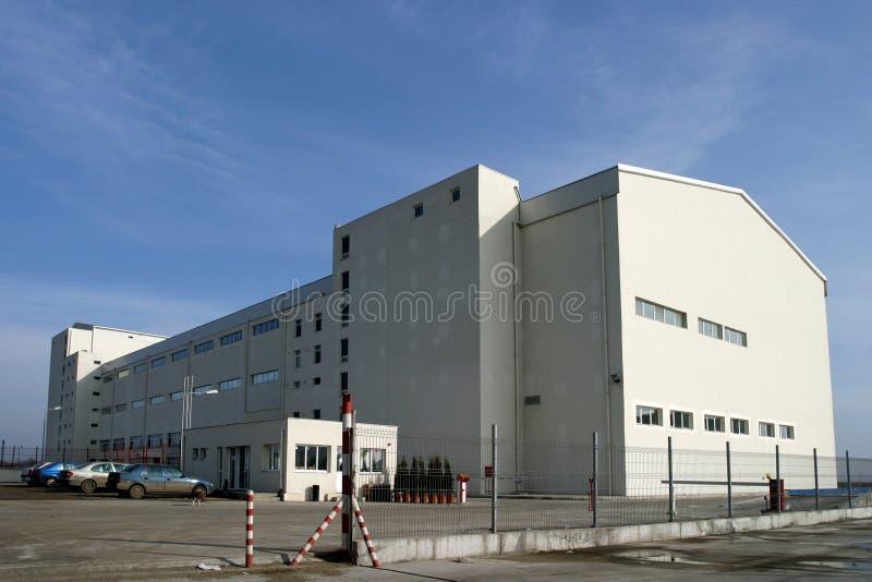 De zaal van de fabriek royalty-vrije stock foto