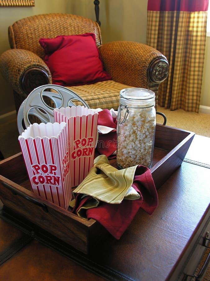 De Zaal van de film royalty-vrije stock afbeelding
