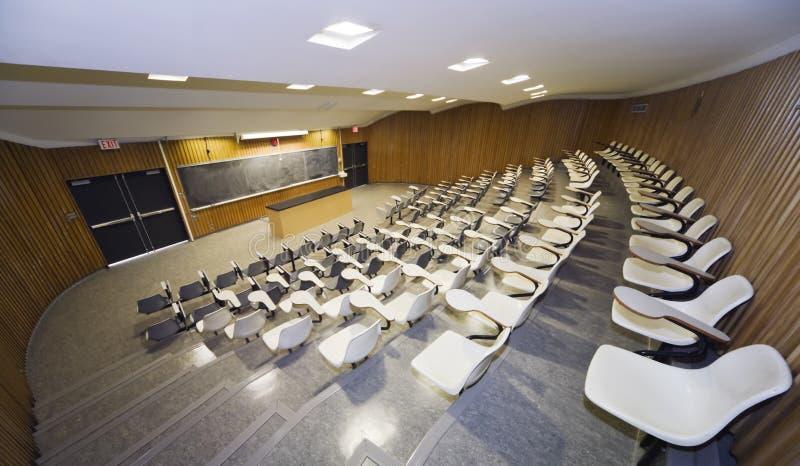 De Zaal van de lezing