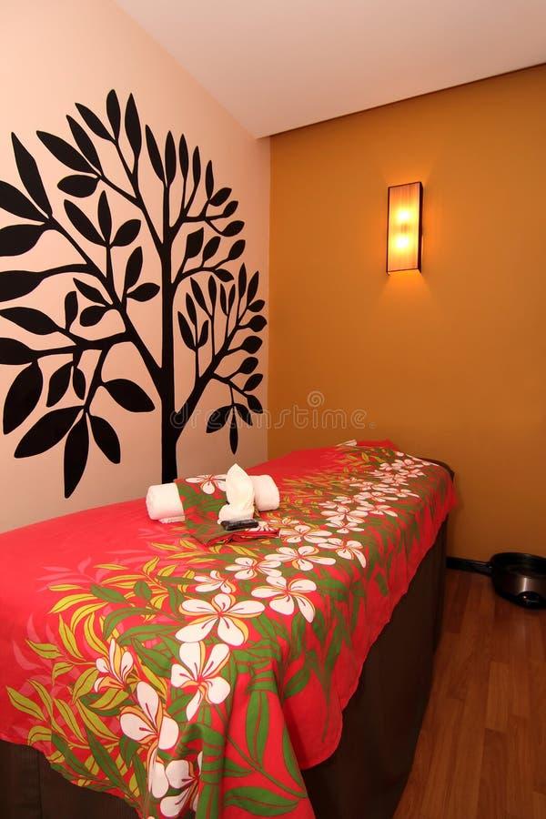 De Zaal van de Massage van het kuuroord stock fotografie