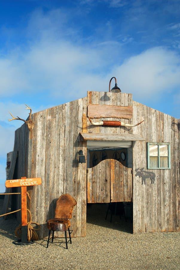 De Zaal van de rodeo stock foto's