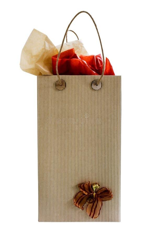 Download De zak van de gift stock afbeelding. Afbeelding bestaande uit vlinder - 285883