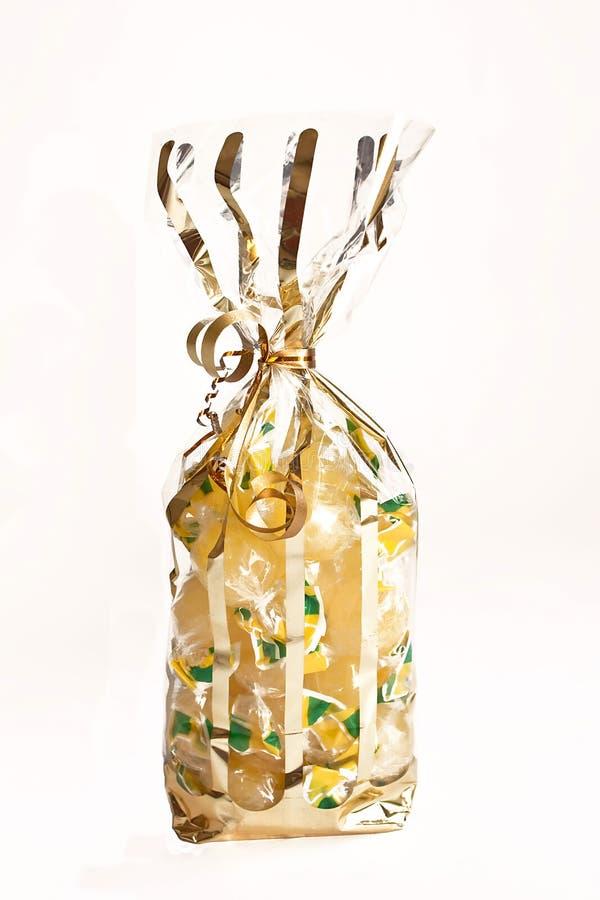 De zak van het suikergoed royalty-vrije stock foto