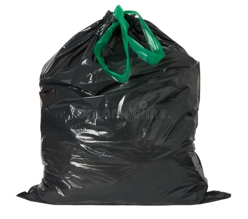 De zak van het vuilnis stock foto's