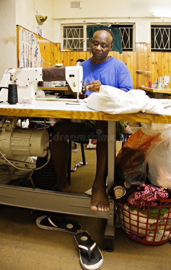 De zaken van de kleermaker stock foto's