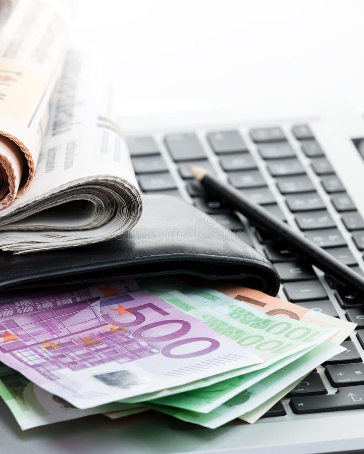 De zaken van Internet royalty-vrije stock afbeelding