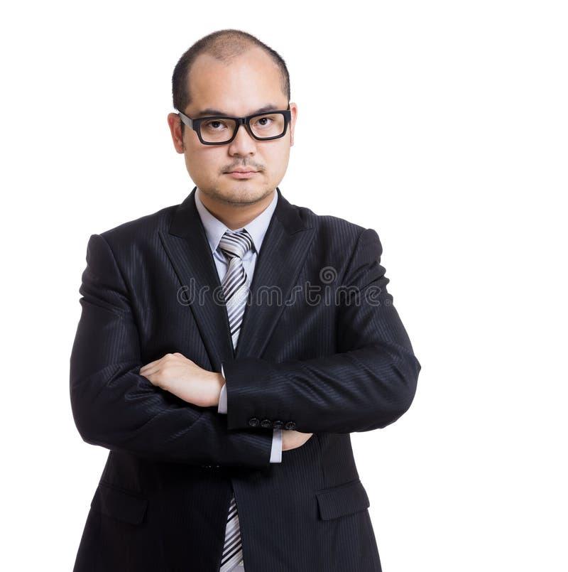 De zakenman van Azië royalty-vrije stock foto's