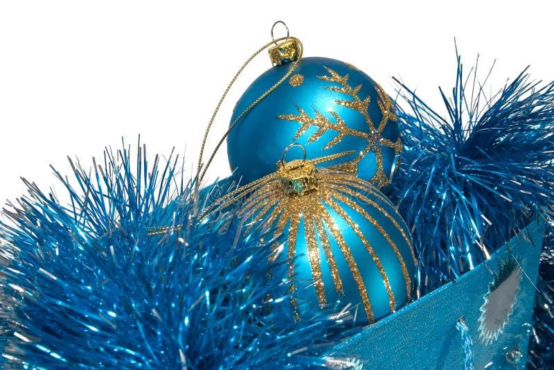 De zakhoogtepunt van de gift van Kerstmisspeelgoed stock fotografie