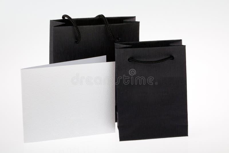 De zakken van het document royalty-vrije stock foto