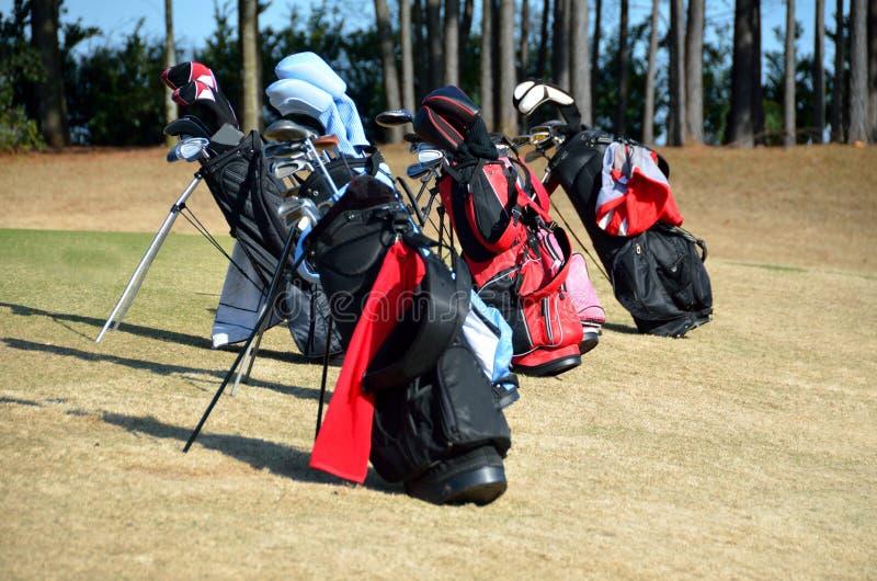 De zakken van het golf royalty-vrije stock foto's
