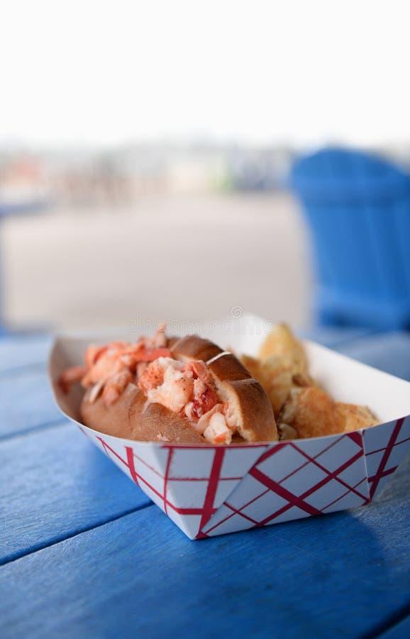De Zeekreeftbroodje van Halifax royalty-vrije stock afbeelding