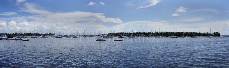 De Zeer belangrijke Jachthaven van het diner royalty-vrije stock foto
