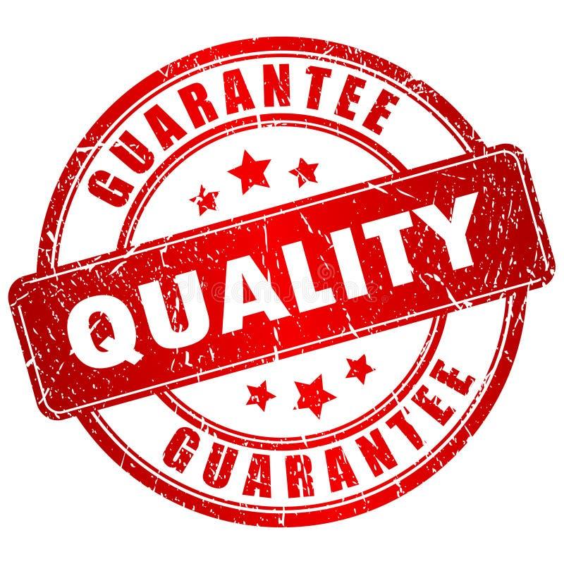 De zegel van de kwaliteit stock illustratie