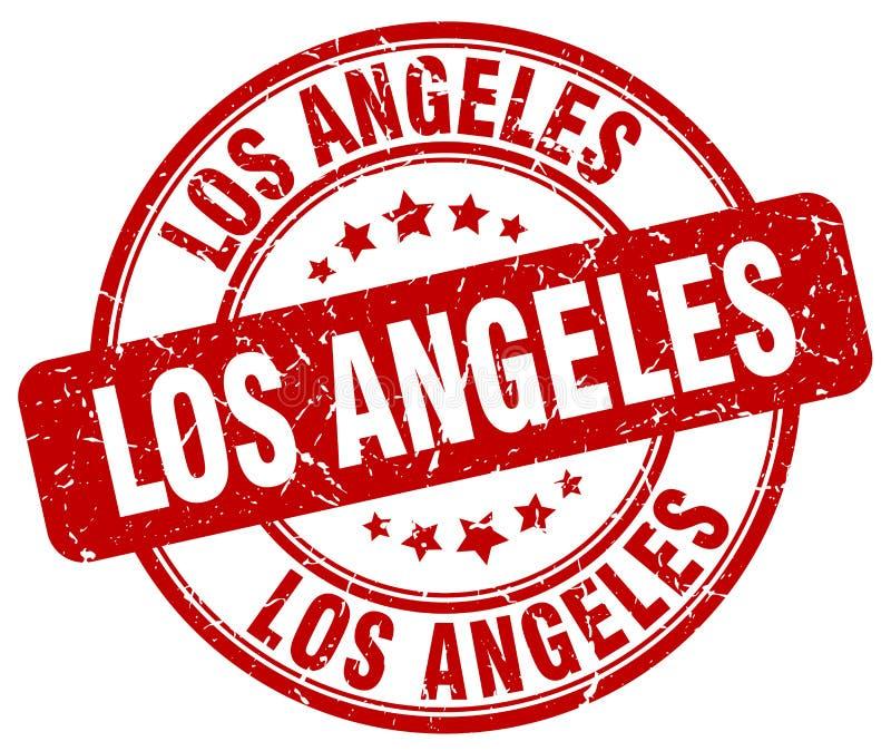 De Zegel van Los Angeles vector illustratie