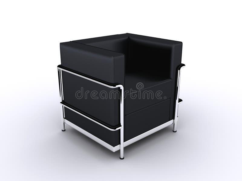 De zetel van de ontwerper vector illustratie