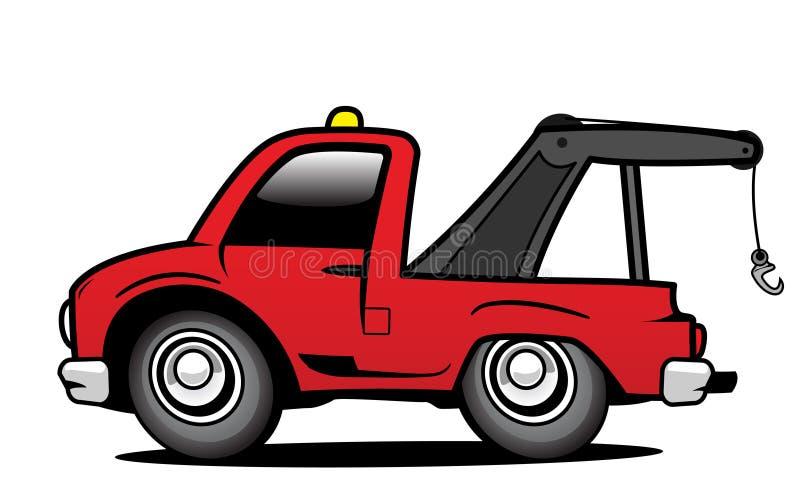 De ziekenwagen van de auto royalty-vrije illustratie