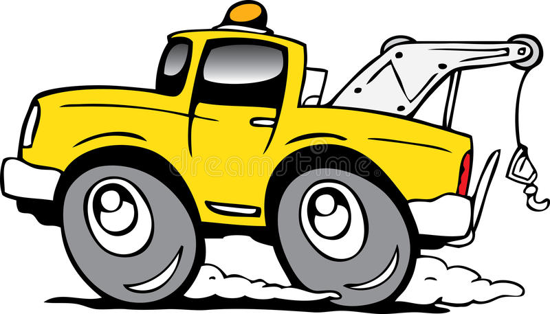 De ziekenwagen van de auto stock illustratie