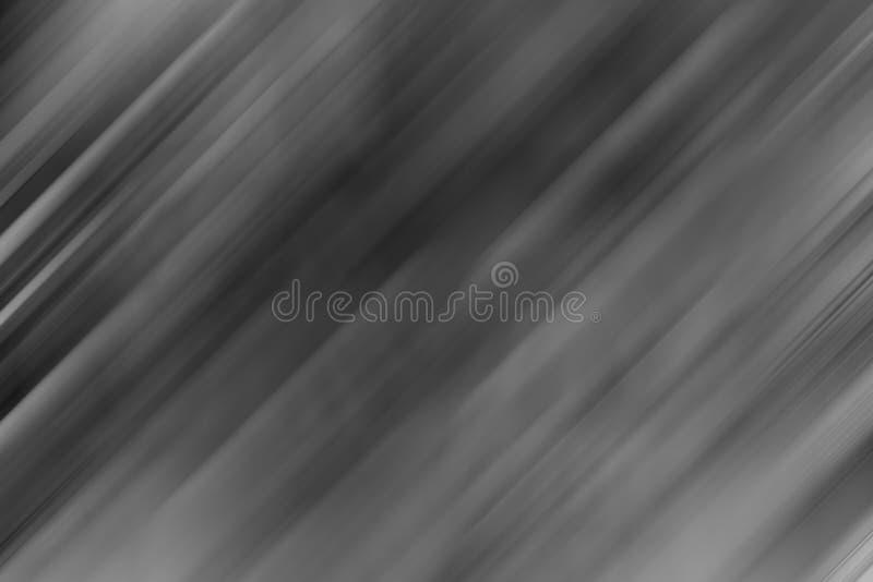 De zilveren en zwarte achtergronden zijn lichtgrijs met wit de lichte gradiënt de diagonaal is stock illustratie