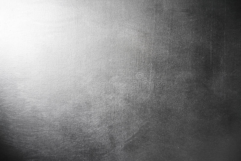 De zilveren textuur van Grunge stock foto
