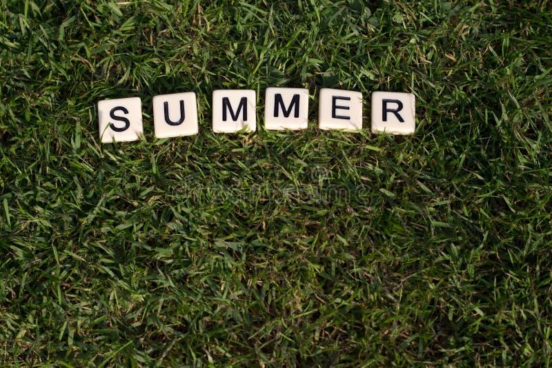 De zomer stock foto's