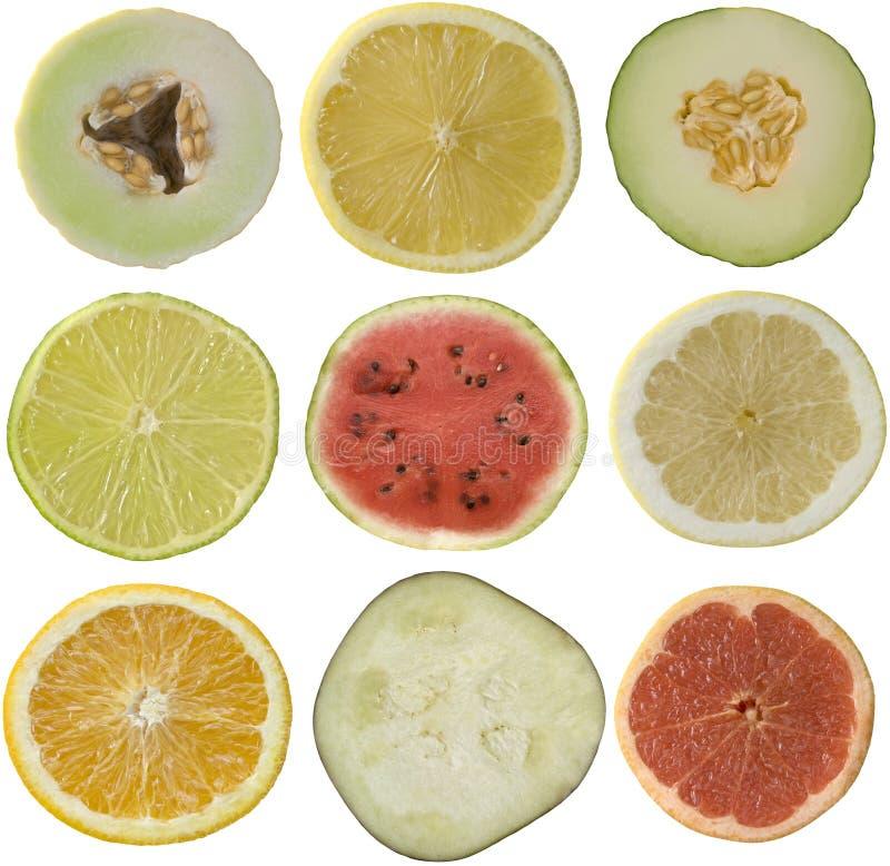 De zomer 9 groentenclose-up royalty-vrije stock foto
