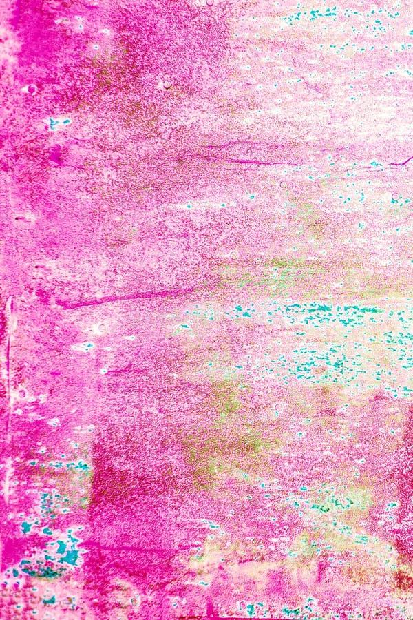 De in Zomer Art Background Grunge Kleurrijke Geweven Backdro royalty-vrije stock foto's