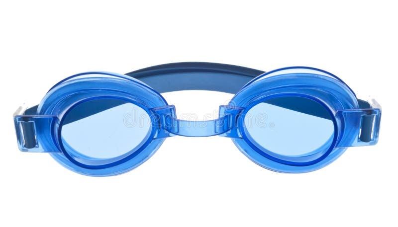 De zomer zwemt de Beschermende brillen van het Masker royalty-vrije stock foto's