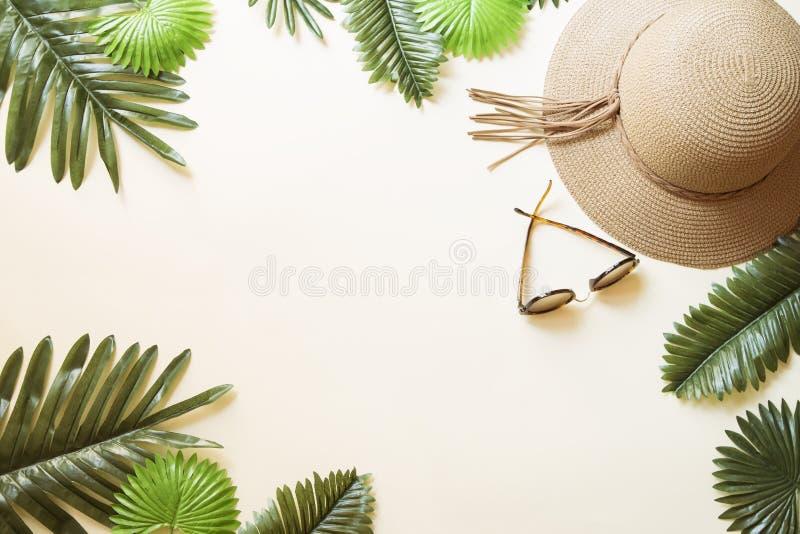 De zomerachtergrond royalty-vrije stock foto