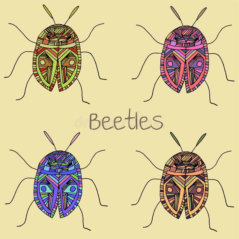 De zomerkevers royalty-vrije stock foto