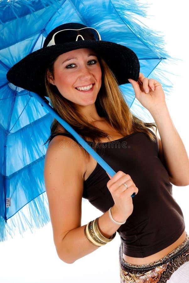 De zomerkleding van de vrouw royalty-vrije stock afbeelding