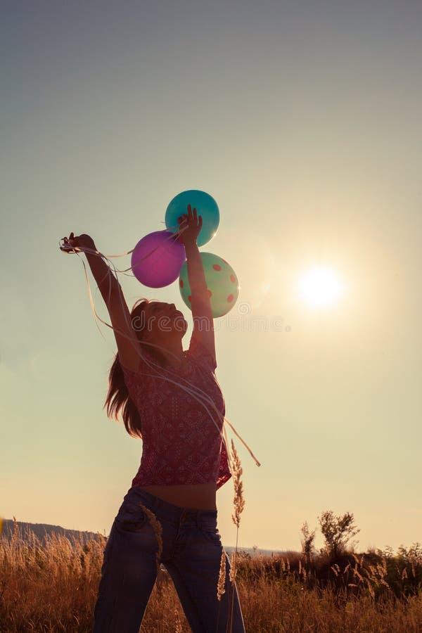 De zomerleasure royalty-vrije stock fotografie