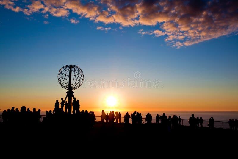 De zon van de middernacht
