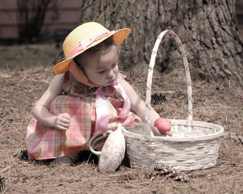 De zondag van Pasen stock afbeeldingen