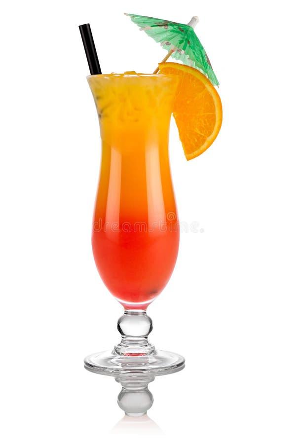 De zonsopgang van Tequila stock foto