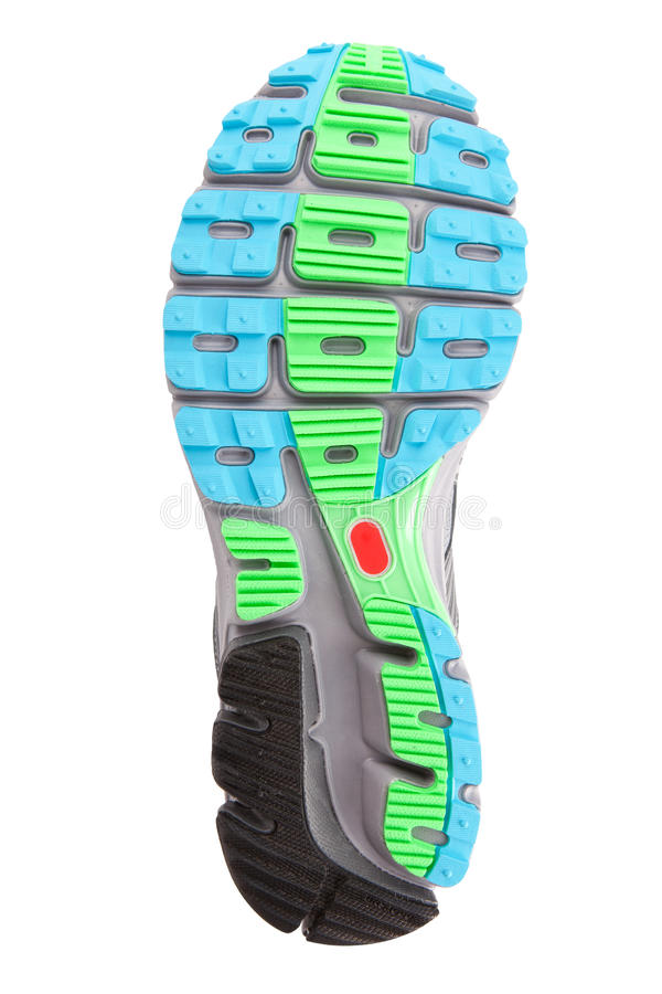 De zool van de schoen royalty-vrije stock afbeelding