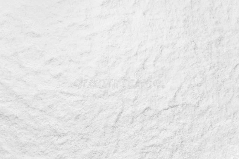 De zoute textuur van de ruimte witte muur royalty-vrije stock foto's