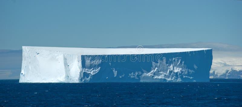 De zuidelijke Eilanden van Orkney op antarctisch gebied stock afbeelding
