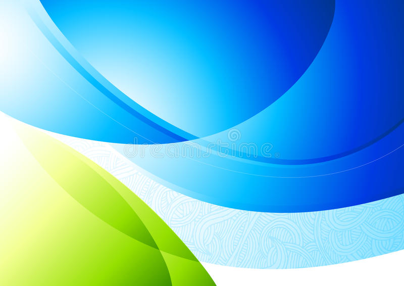 Download De Zuivere Achtergrond Van Krommen Vector Illustratie - Illustratie bestaande uit vlot, achtergronden: 10780442
