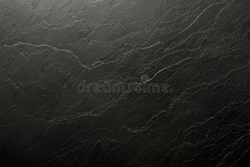 De zwarte Achtergrond van de Steen stock foto