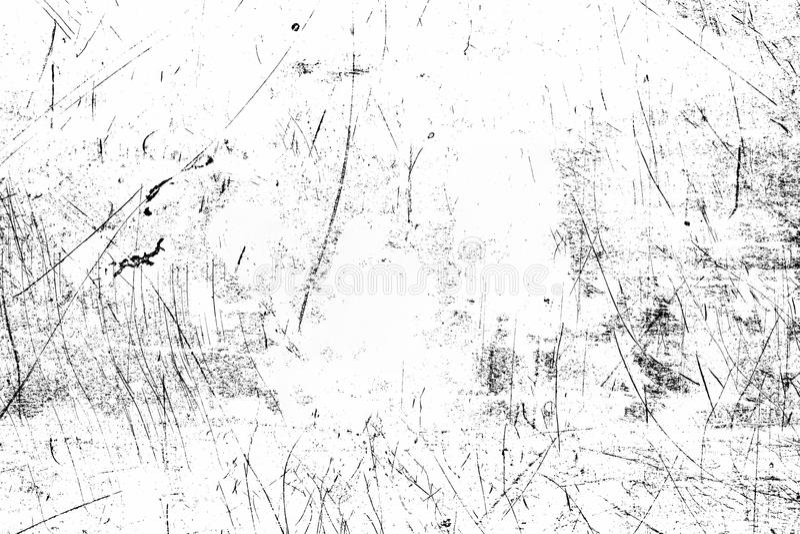 De zwarte achtergrond van de grungetextuur Abstracte grungetextuur op dist royalty-vrije stock foto's