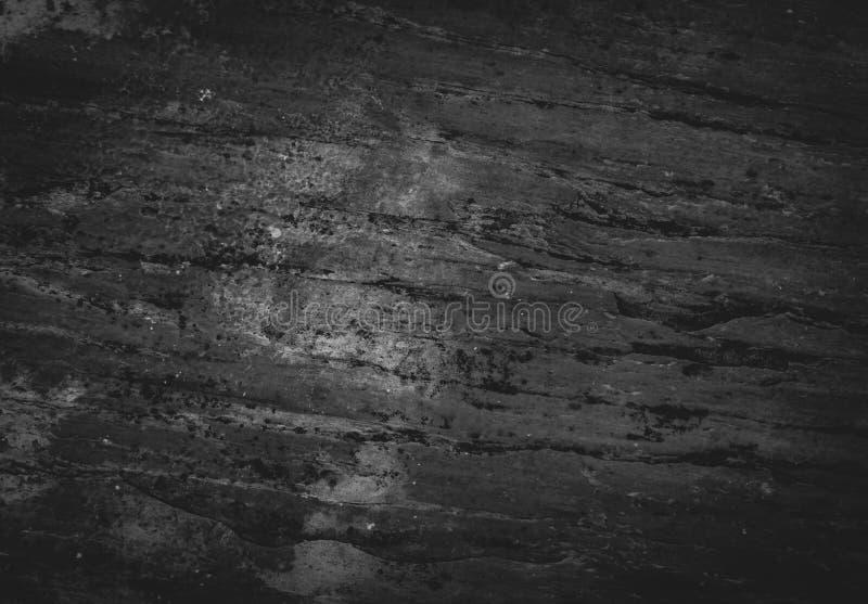 De zwarte achtergrond van de muur houten textuur royalty-vrije stock foto