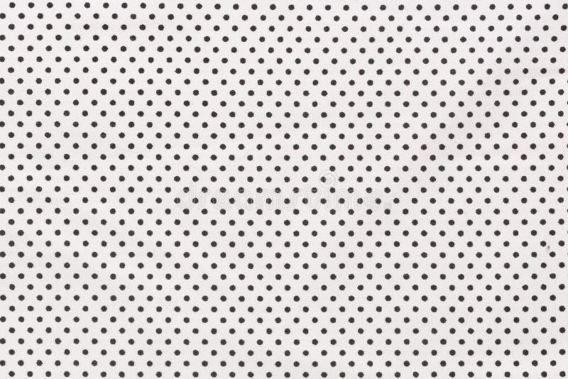 De zwarte Achtergrond van de Stip Hoge resoluteonfoto stock afbeeldingen