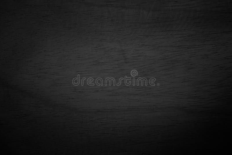 De zwarte houten achtergrond van de muurtextuur stock foto