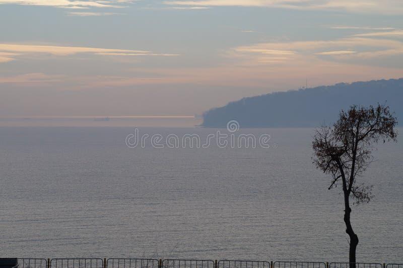De Zwarte Zee royalty-vrije stock foto's